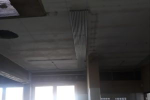 renovação rede elétrica escola